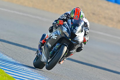 Sykes ends Jerez pre-season WSBK test on top