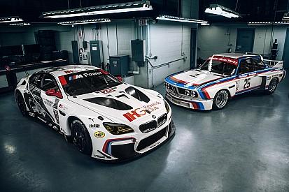 В BMW представили ливреи в честь 100-летия компании