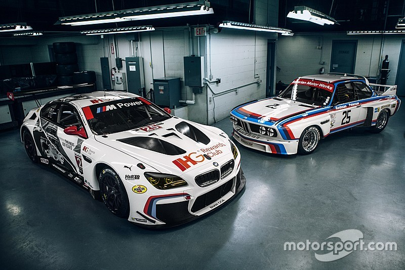 100 Jahre BMW: Der neue M6 startet in Daytona im Sonderdesign