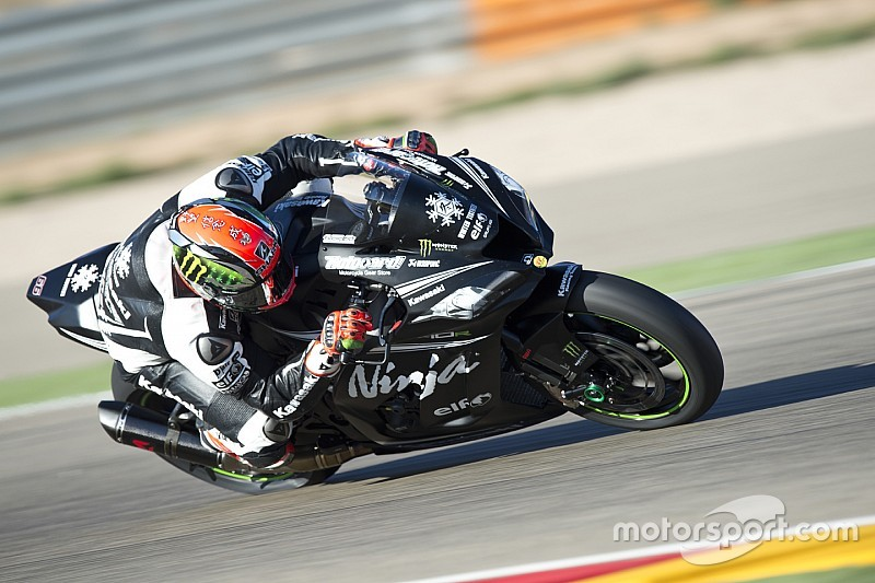 Sykes termina el test de Jerez como el más rápido