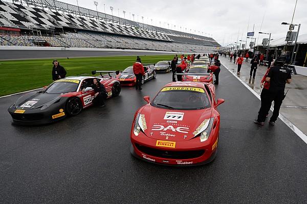 Ferrari Ferrari Challenge Daytona weekend results