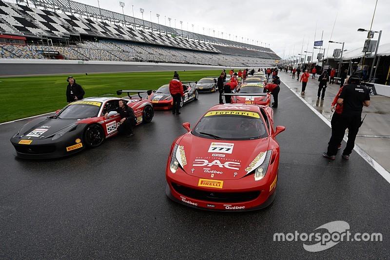 Ferrari Challenge Daytona weekend results