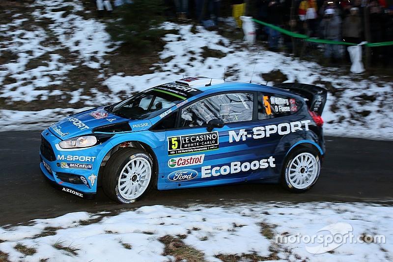 Решение Citroen помогло Остбергу вернуться в M-Sport