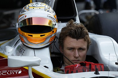 Pic moves to Rapax for 2016 GP2 season