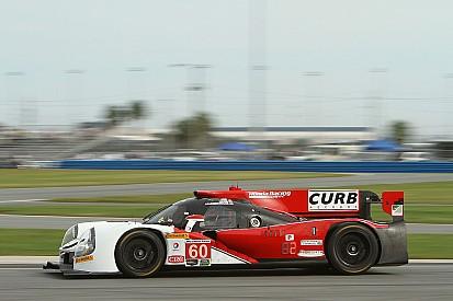 Negri leads wet first practice at Daytona