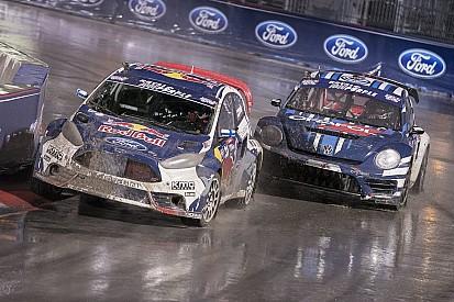 Global Rallycross revela su calendario 2016