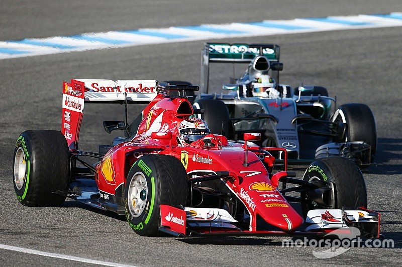 Ecclestone maintient que Ferrari et Mercedes contrôlent la F1