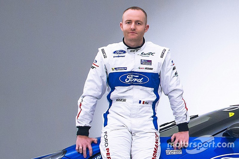Ford Chip Ganassi Racing: la Introducción de Olivier Pla