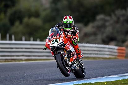 Ducati part pour l'Australie en confiance