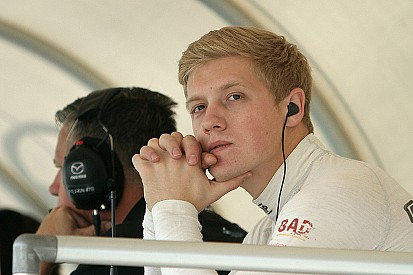 """""""I wouldn't be here"""" without Mazda, says Pigot ahead of debut"""
