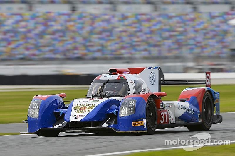 Aleshin se lleva la pole para Daytona