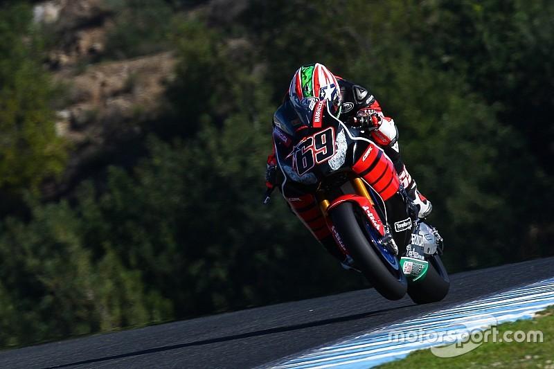 Hayden dice que aún puede mejorar luego de las pruebas en Jerez