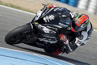 Сайкс возлагает большие надежды на новый мотоцикл