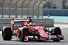 Pirelli: le tre mescole a Gp un vantaggio per Ferrari?