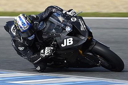 Buen debut para el equipo de Milwaukee BMW en Jerez