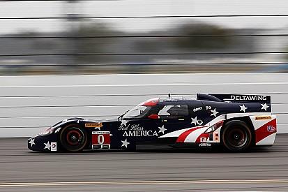 Legge lleva al DeltaWing al primer sitio de la última práctica en Daytona