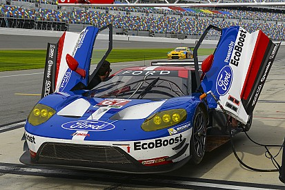 """Westbrook: Ford """"on the back foot"""" going into Rolex 24"""