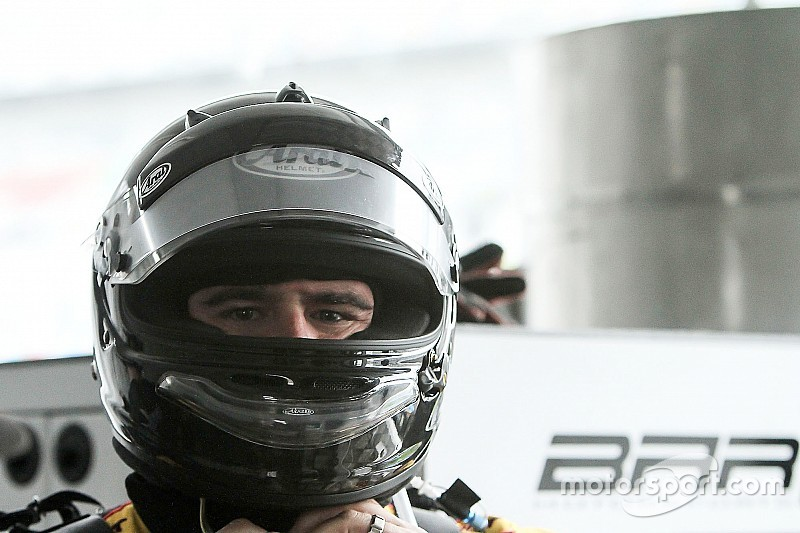 NASCAR regular Gaughan ready for Rolex 24