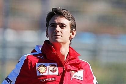 """Gutiérrez - Ferrari, """"le plus grand risque de ma vie"""""""