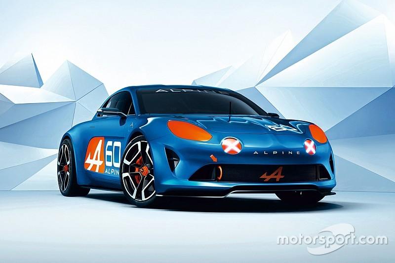 Alpine maakt op 16 februari comeback met nieuwe sportwagen