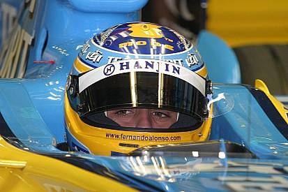 Monza 2006 - La colère noire d'un Alonso au bord de l'implosion