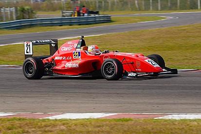 Pietro Fittipaldi é o campeão do MRF Challenge na Índia