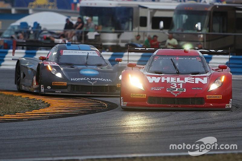 Daytona, 15° Ora: lotta intensa tra i prototipi