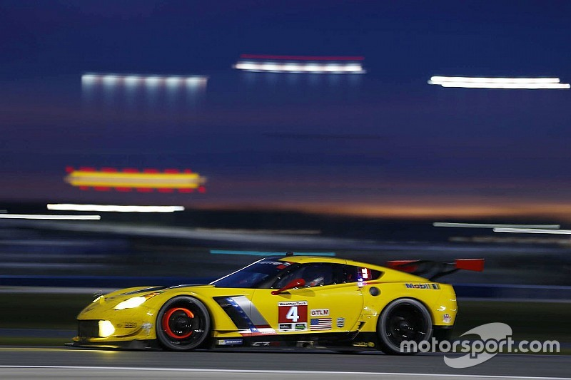 Daytona update: Corvette grijpt de macht