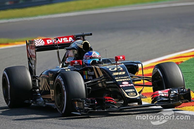 بالمر يؤكد الرقم الذي سيشارك به في الفورمولا واحد خلال موسم 2016