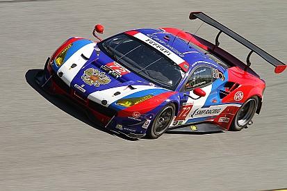 Экипаж SMP Racing на Ferrari выбыл из борьбы