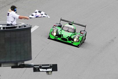 Ein Ligier-Honda triumphiert in Daytona