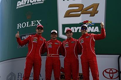 Memo Rojas, satisfecho con su cuarto lugar en Daytona