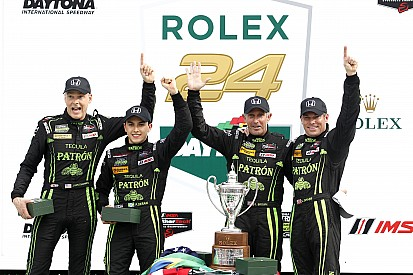 Avec sa victoire à Daytona, ESM revient de loin