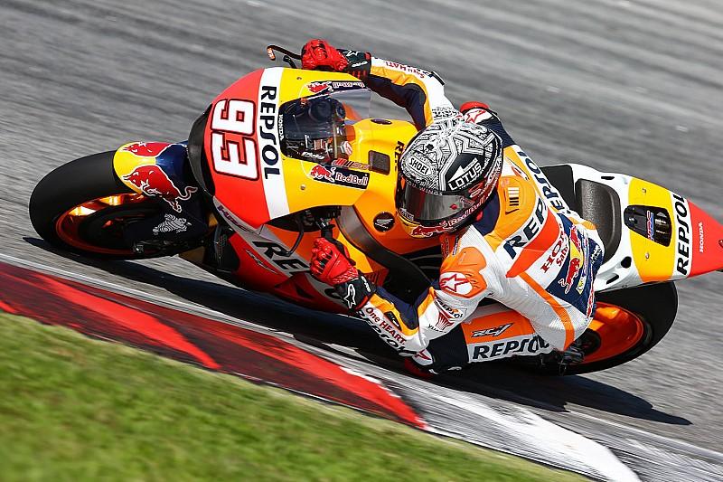 """Marquez: Honda precisa """"avançar muito"""" para alcançar Lorenzo"""