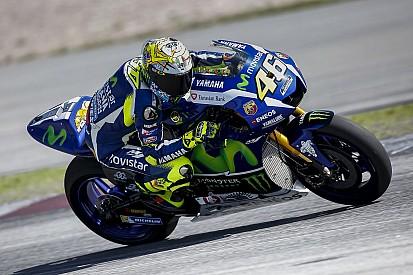 """Michelin ya ha mejorado"", dice Valentino Rossi"