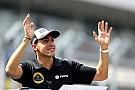 Maldonado conferma che è fuori dalla Renault
