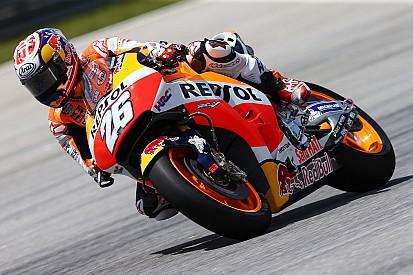 Honda ainda tem problemas de motor e chassi, diz Pedrosa