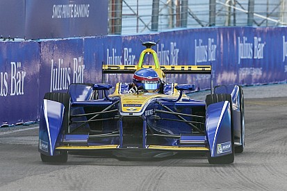 Renault e.dams: Energy management ahead of the Buenos Aires ePrix