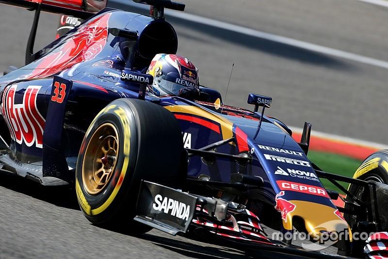 Verstappen - Toro Rosso progressera plus que certaines équipes