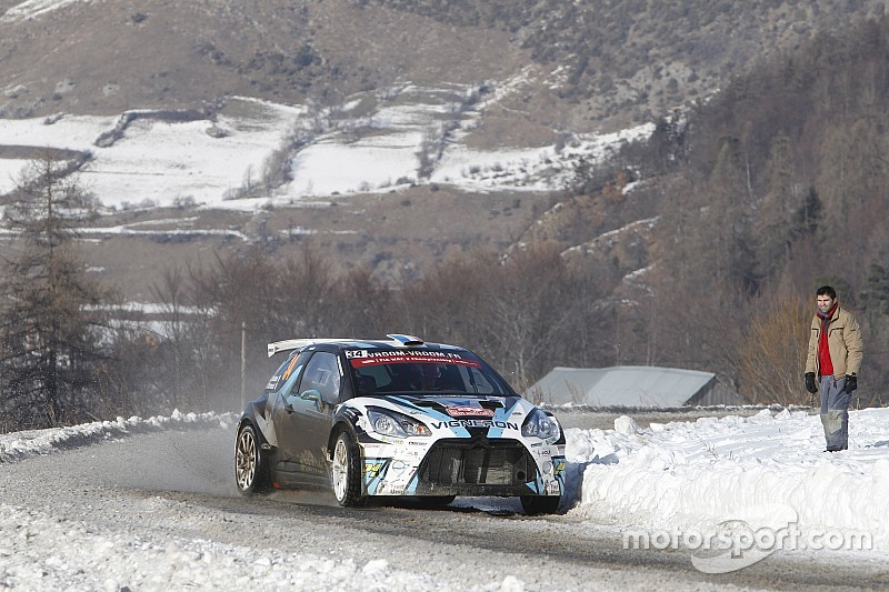 Sebastien Loeb Racing se expande a WRC2 con Giordano