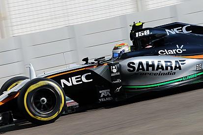 Force India en passe de perdre Sahara