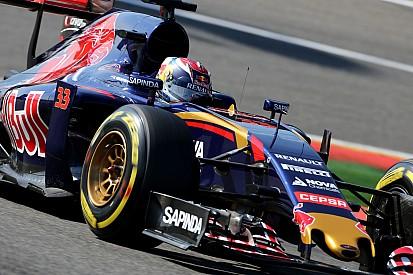 Toro Rosso puede dar un gran paso en 2016, dice Verstappen