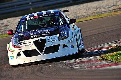 Nächster Test der Alfa Romeo Giulietta TCR erfolgreich abgeschlossen
