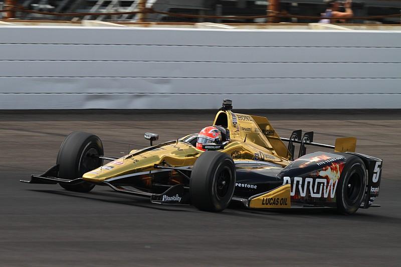 Honda prolonge de deux ans en IndyCar