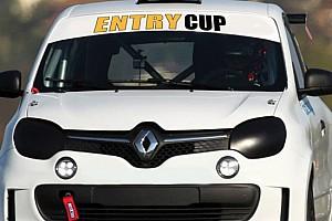 Pienone per lo shakedown della Entry Cup