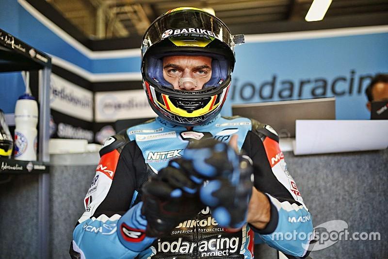 World Superbike entry list confirms Ioda, de Angelis