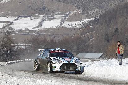 "Loeb - Aider Giordano à ""franchir un palier"" en WRC2"