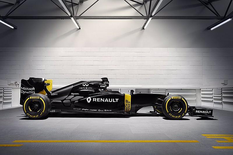 Renault Sport F1 présente la RS16