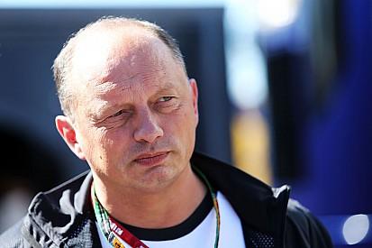 فريديريك فاسور مُدير فريق رينو في الفورمولا 1