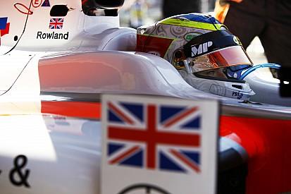 Роуленд поедет за MP Motorsport в GP2